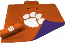Clemson Tigers All Weather Blanket