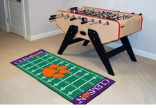 "Clemson Tigers Football Runner 30""x72"" Floor Mat"