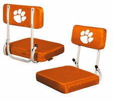 Clemson Tigers Hard Back Stadium Seat