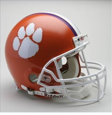 Clemson Tigers Riddell Pro Line Authentic Helmet