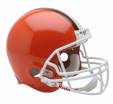 Cleveland Browns 1975-2005 Throwback Riddell Pro Line Helmet