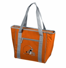 Cleveland Browns  30 Can Cooler Tote