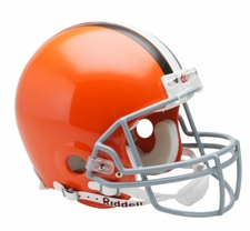 2006-2014 Cleveland Browns Riddell Full Size Authentic Helmet
