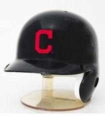 Cleveland Indians Riddell Mini Baseball Batting Helmet