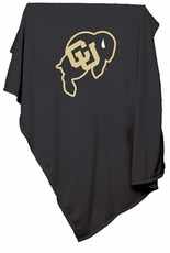Colorado Buffaloes Sweatshirt Blanket