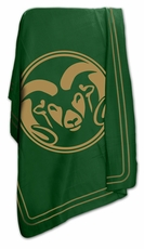 Colorado State Rams Classic Fleece Blanket