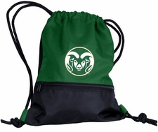 Colorado State Rams String Pack / Backpack