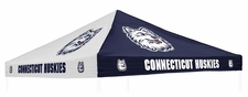 Connecticut Huskies Navy / White Logo Tent Replacement Canopy