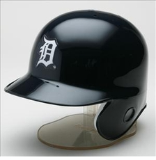 Detroit Tigers Riddell Mini Baseball Batting Helmet