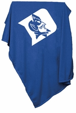 Duke Blue Devils Sweatshirt Blanket