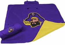 East Carolina Pirates All Weather Blanket