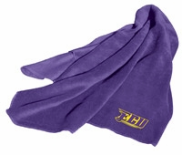 East Carolina Pirates Fleece Throw