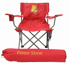 Ferris State Bulldogs Rivalry Adult Chair