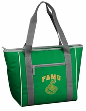 Florida A&M Rattlers 30 Can Cooler Tote