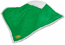 Florida A&M Rattlers Sherpa Throw Blanket