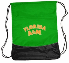 Florida A&M Rattlers String Pack / Backpack