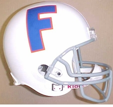 Florida Gators 1966 Throwback Riddell Deluxe Replica Full Size Helmet
