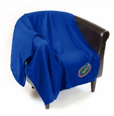 Florida Gators Sweatshirt Throw Blanket