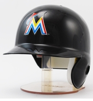Florida Marlins Riddell Mini Baseball Batting Helmet