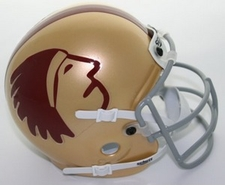 Florida State Seminoles 1962 Chiefs 2-Way Schutt Throwback Mini Helmet