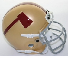 Florida State Seminoles 1962 Renegades Schutt Throwback Mini Helmet