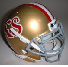 Florida State Seminoles 1970 Schutt Throwback Mini Helmet