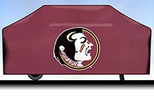 Florida State Seminoles Deluxe Barbeque Grill Cover