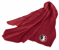 Florida State Seminoles Fleece Throw