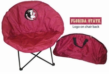 Florida State Seminoles Round Sphere Chair