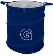 Georgetown Hoyas Tailgate Trash Can / Cooler / Laundry Hamper