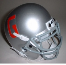 Georgia Bulldogs 1962 Schutt Throwback Mini Helmet