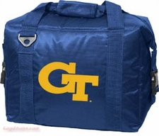 Georgia Tech Yellow Jackets 12 Pack Small Cooler