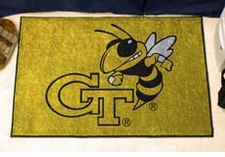 "Georgia Tech Yellow Jackets 20""x30"" Starter Floor Mat"