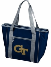 Georgia Tech Yellow Jackets 30 Can Cooler Tote