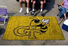 Georgia Tech Yellow Jackets 5'x8' Ulti-mat Floor Mat