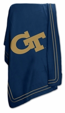 Georgia Tech Yellow Jackets Classic Fleece Blanket