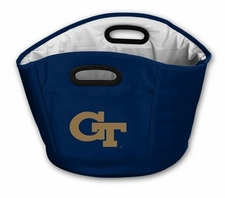 Georgia Tech Yellow Jackets Party Bucket