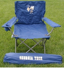 Georgia Tech Yellow Jackets Rivalry Adult Chair