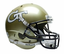 Georgia Tech Yellow Jackets Schutt XP Authentic Helmet