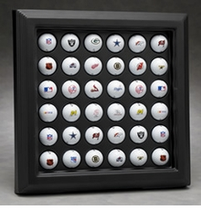 Golf Display Cases