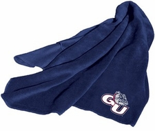 Gonzaga Bulldogs Fleece Throw