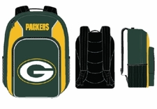 Green Bay Packers Backpack - Southpaw Style