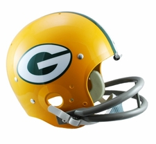 Green Bay Packers Classic TK 1961-79 Throwback Riddell Replica Helmet