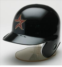 Houston Astros Riddell Mini Baseball Batting Helmet
