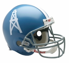 Houston Oilers 1960-63 Throwback Riddell Pro Line Helmet