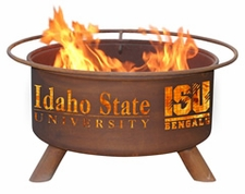 Idaho State Bengals Outdoor Fire Pit