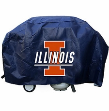 Illinois Fighting Illini Economy Grill Cover
