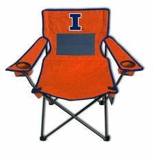 Illinois Fighting Illini Monster Mesh Chair