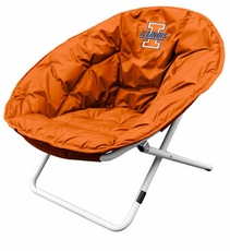 Illinois Fighting Illini Sphere Chair