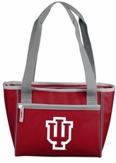 Indiana Hoosiers 16 Can Cooler Tote